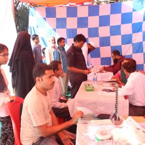 Free Health Checkup Camp at Andheri East