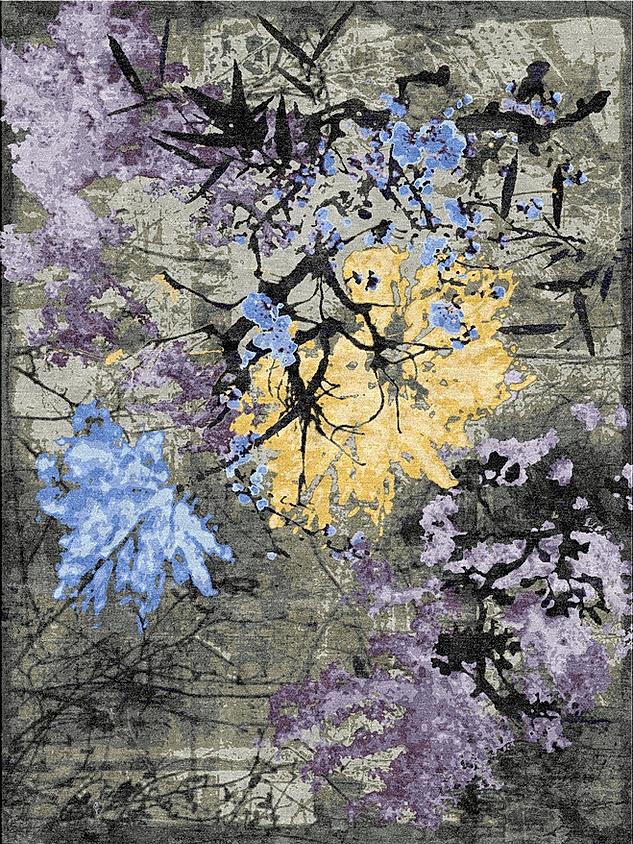 Aanya Grace Grey Lavender