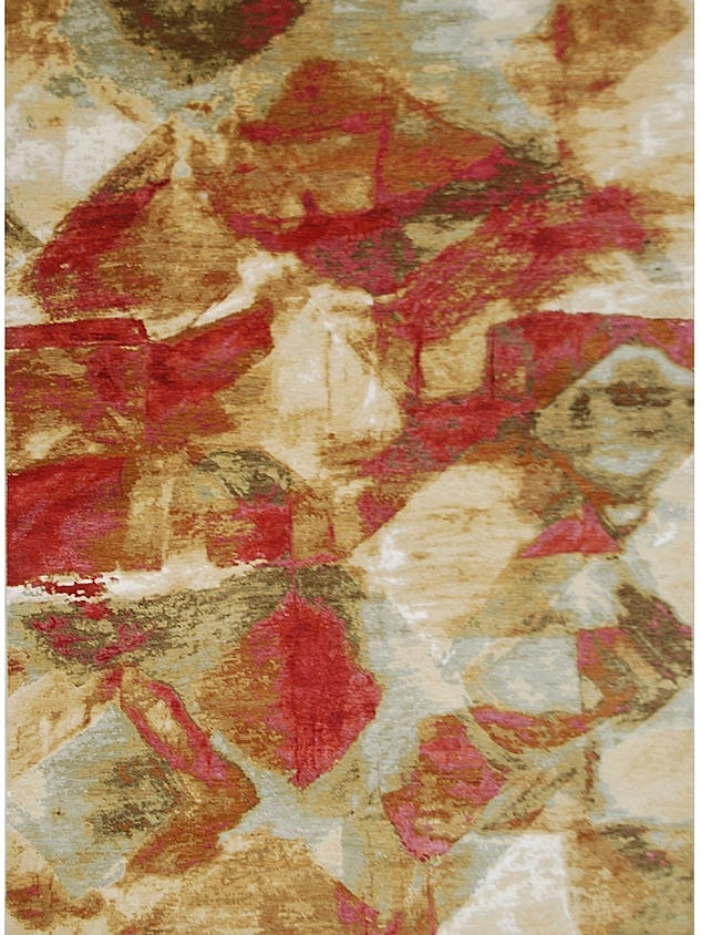 Mixed Media 01 Gold Red