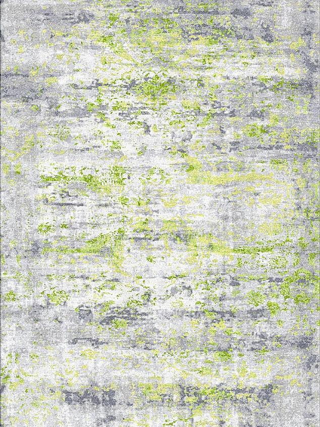 Jive 04 Silver Green