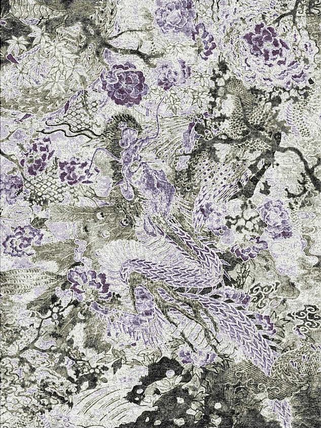 Far East 04 Sage Lavender