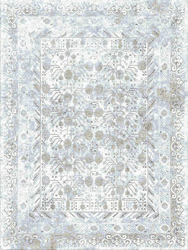 Antiqua Samarkand Multy Blue