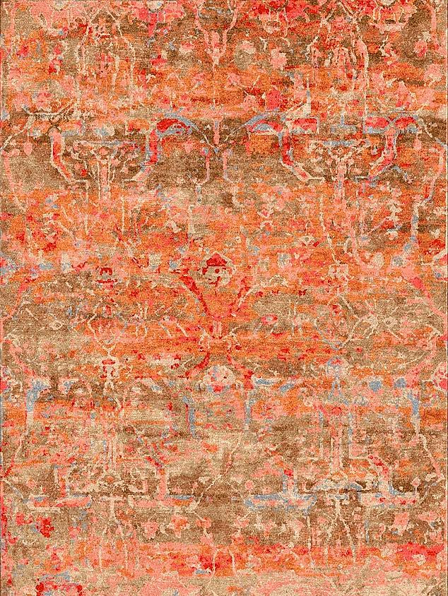 Jive 01 Brown Orange