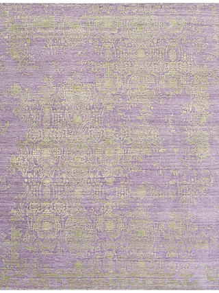 Inspirations Purple Lime Green