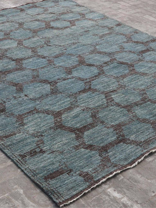 Rugged Pattern, Turquoise