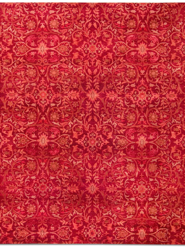 Ashan Dark Red
