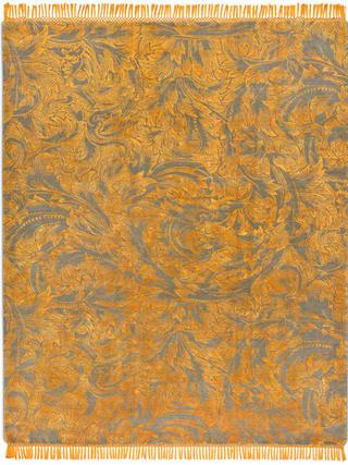 Dublin Copper on Natural Grey