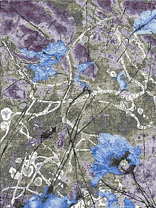 Aanya Poise Grey Lavender