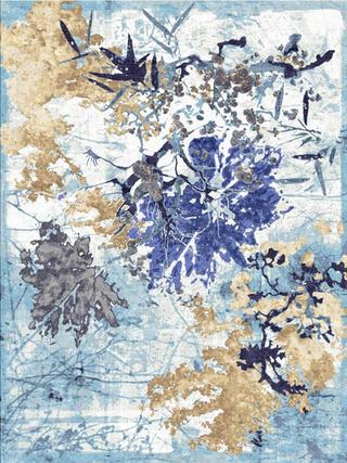 Aanya Grace Ivory Blue