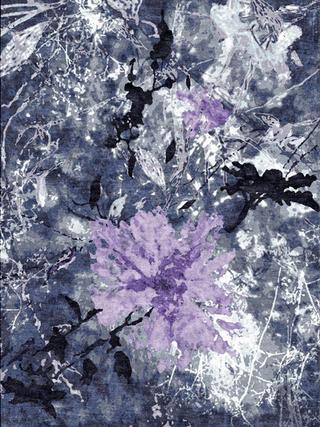 Aanya Bloom Ink Laveneder