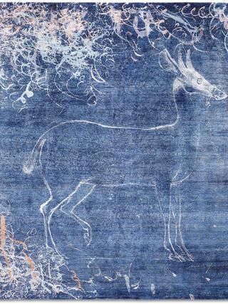 Antelope Supreme Navy Blue