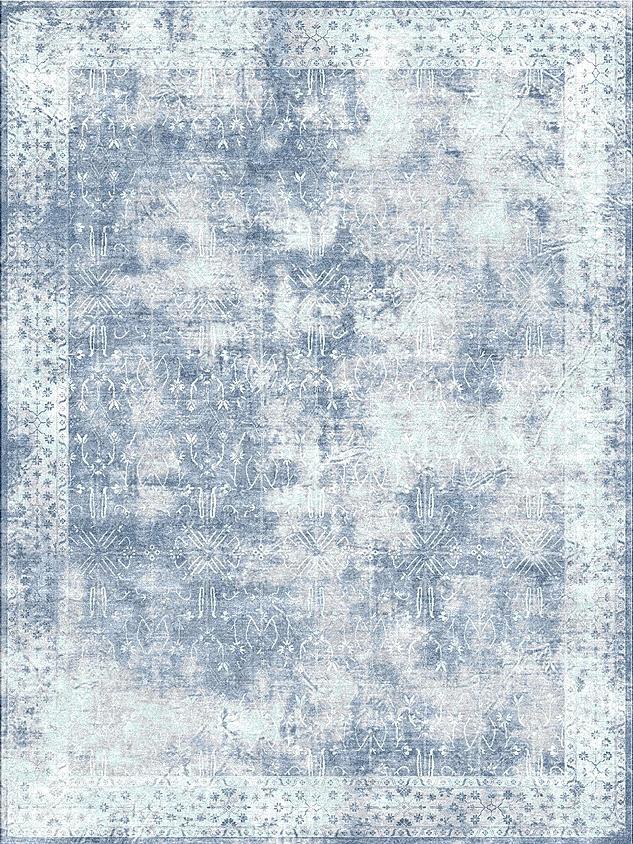 Antiqua Reserve VC71 Samarkand Blue Silver