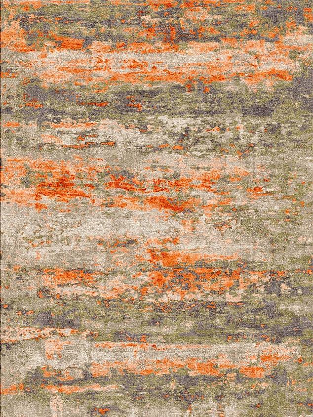 Aurora 8 Brown Orange