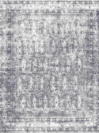 Antiqua Boteh Multi Charcoal