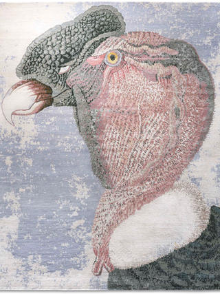 Big Bird Head Original