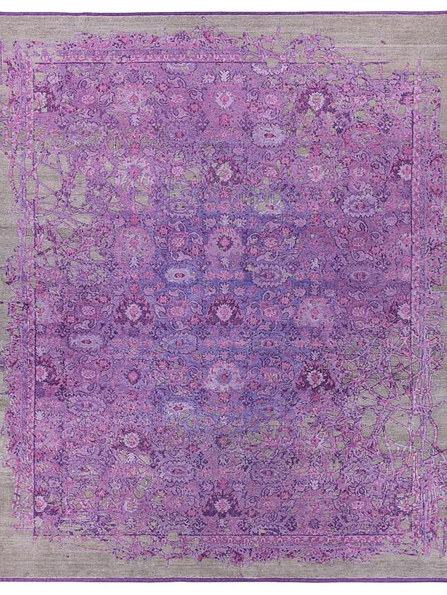 Bidjar Enjoy Purple