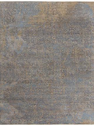 Elements Savonnerie Gray Yellow Blue