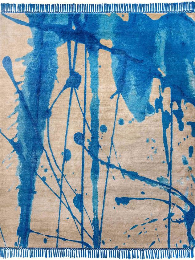 Splash 06 Electric Blue Doma