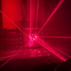 Laser Test Echokammer