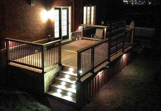 Deck company in whitby,ajax