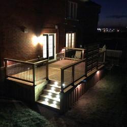 Deck ajax lights, durham