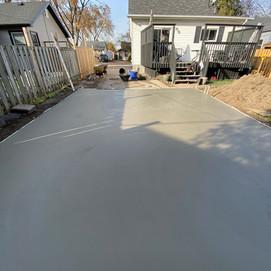 Garage Pad