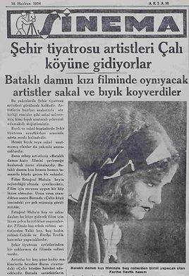 Bataklı Damın Kızı Aysel, 1931.JPG