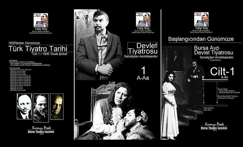 Talip Koç, Tiyatro Kitapları.jpg