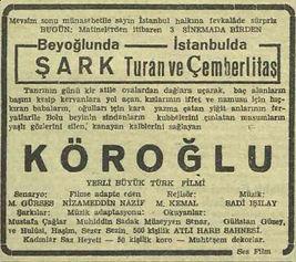 Köroğlu, 1945.JPG