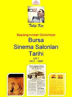 Talip Koç, Bursa Sinema Salonları Tarihi