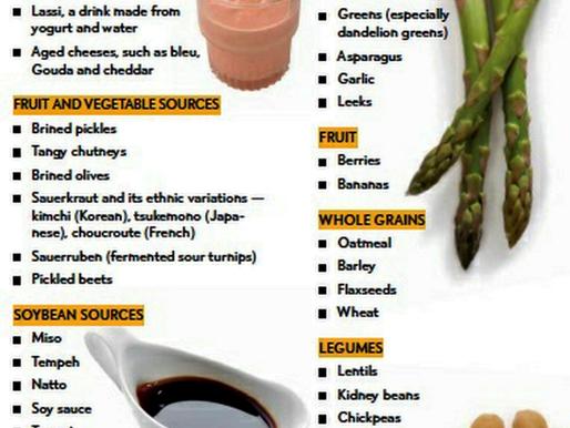 5 facts about probiotics and prebiotics