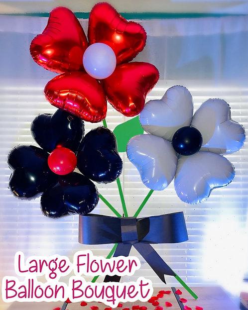 Large 3 Flower Bouquet