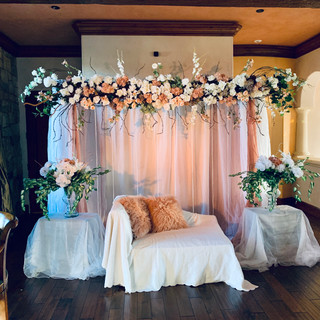 Engagement Party Decor