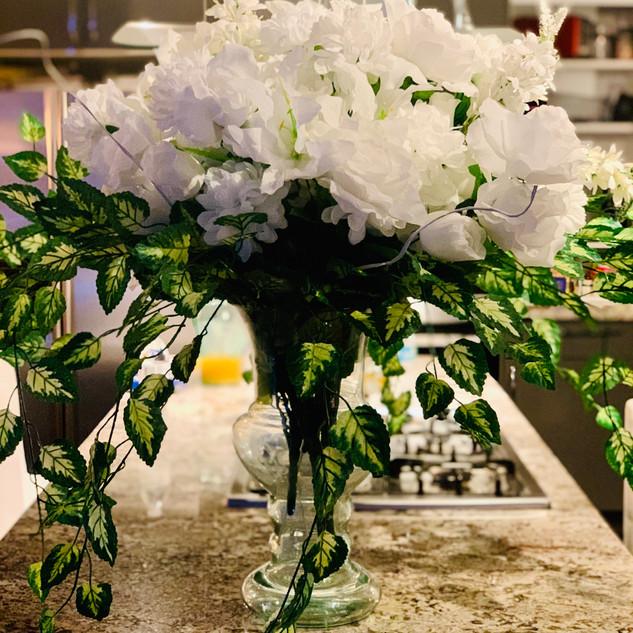 Artificial Floral centerpiece
