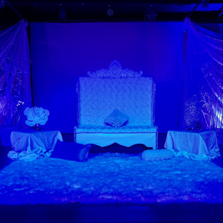Winter Wonderland Sweet 16