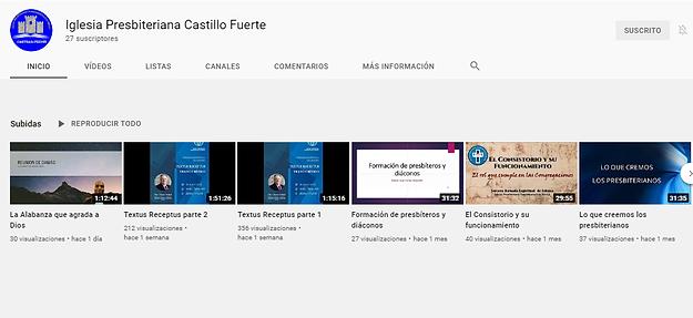 youtube de Castillo Fuerte.png