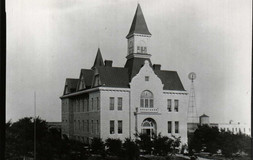 Trego County Courthouse