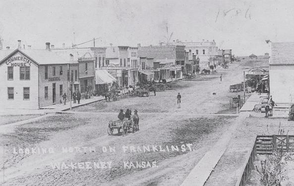 WaKeeney - 1886
