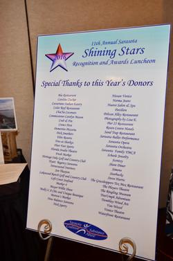 11th Annual Shining Stars Event