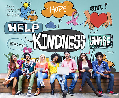 Kindness Kindly Optimistic Positive Givi