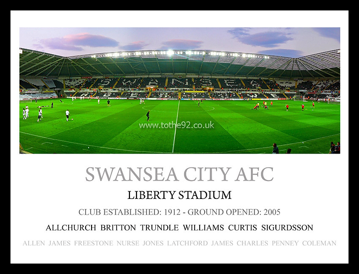 Swansea City AFC - Legends