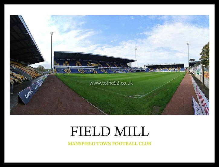 Mansfield Town - Field Mill