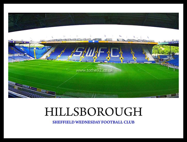 Sheffield Wednesday - Hillsborough