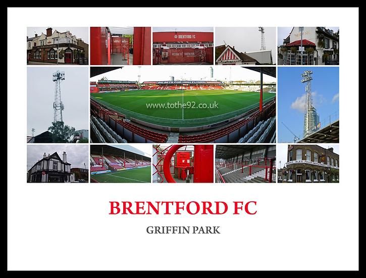 Brentford FC - Montage