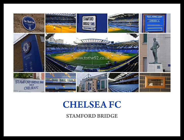 Chelsea FC - Montage