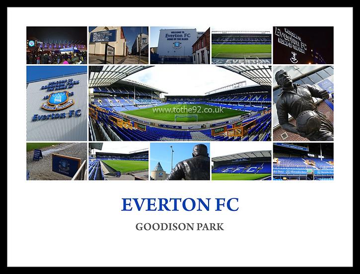Everton FC - Montage