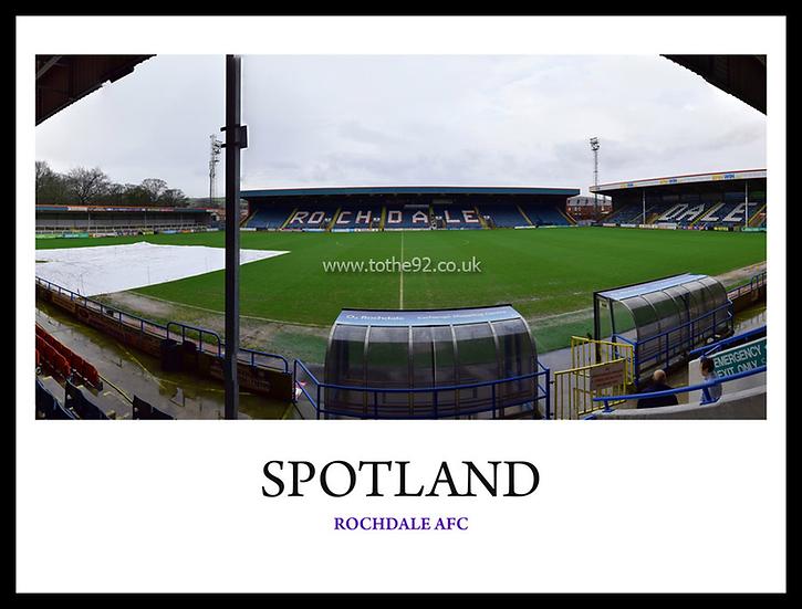 Rochdale - Spotland