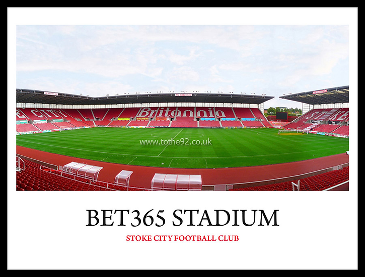 Stoke City - Bet365 Stadium