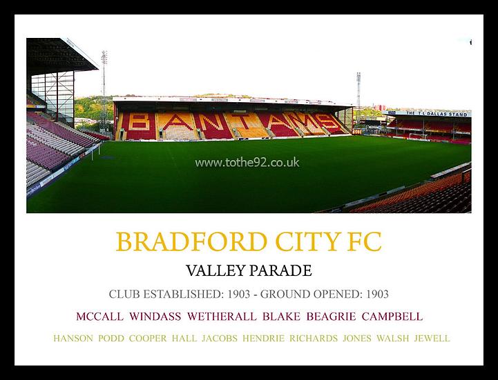Bradford City AFC - Legends