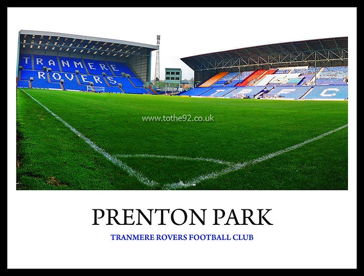 Tranmere Rovers - Prenton Park